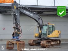 Volvo EC160 excavator pe şenile second-hand