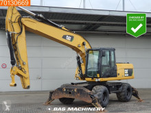 Caterpillar M322 escavatore gommato usato