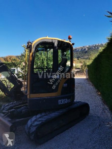 Excavadora Volvo ECR58 excavadora de cadenas usada