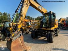 Excavadora Caterpillar M 317 F excavadora de ruedas usada
