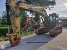 جرافة Caterpillar 336 DLN جرافة مجنزرة مستعمل