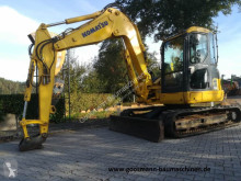 Komatsu PC 88 MR-6 mini-escavadora usada