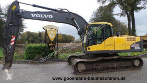 Volvo EC 210 CL excavator pe şenile second-hand