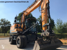 Hyundai HW 140 used wheel excavator