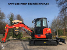 Kubota U 55-4 used mini excavator