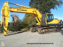 Hyundai Robex 250 NLC-9 escavatore cingolato usato