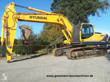 Hyundai Robex 250 NLC-9 used track excavator