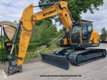 Hyundai HX 235 LCR bandgående skovel begagnad