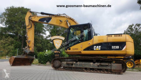 Caterpillar 323 DL excavator pe şenile second-hand