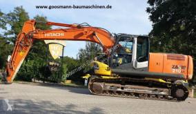 Hitachi ZX 210 LC-3 used track excavator