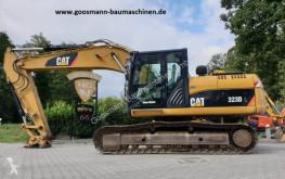 Excavadora Caterpillar 323 DL excavadora de cadenas usada