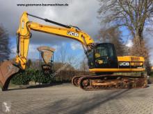 Excavadora JCB JS 220 LC excavadora de cadenas usada