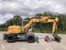 Excavadora Liebherr A312 Litronic excavadora de ruedas usada