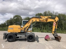 Excavadora excavadora de ruedas Liebherr A312 Litronic