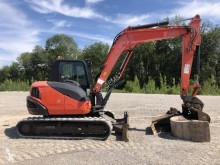 Kubota KX080-3 KX080-4 mini-excavator second-hand