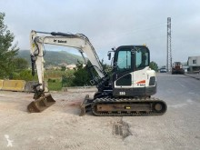 Bobcat E 80 mini-excavator second-hand