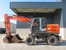 Hitachi ZX 140 W-3 used wheel excavator