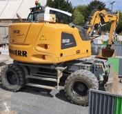 Liebherr wheel excavator A912 Compact