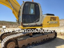 New Holland E 305 excavator pe şenile second-hand