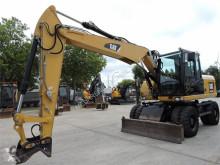 Excavadora Caterpillar M313D excavadora de ruedas usada