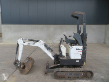 Bobcat E 10 mini-excavator second-hand