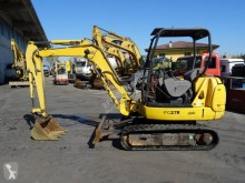 Komatsu PC27R-8 mini-excavator second-hand