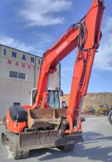 Kubota KX 080-3 used mini excavator