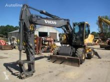 Volvo EW 160 C used wheel excavator
