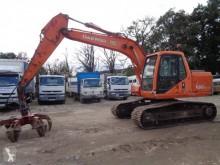 Daewoo escavatore cingolato usato