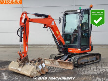 Kubota U27-4 5x buckets mini-excavator second-hand