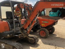 Hitachi ZX30 mini-excavator second-hand
