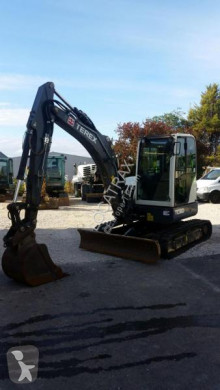 Terex TC 60 used mini excavator