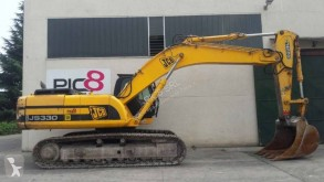 JCB track excavator JS330
