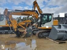 Liebherr 914 excavator pe şenile second-hand