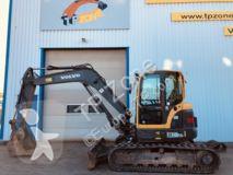 Escavadora Volvo ECR88 Plus escavadora de lagartas usada