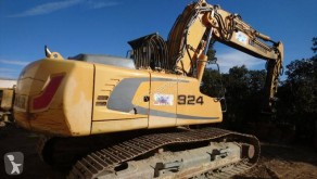 Excavadora Liebherr R914C Litronic HDSL excavadora de cadenas usada