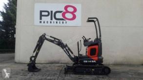 Eurocomach ES14 SR4 nieuw mini-graafmachine