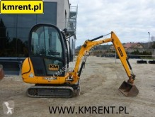 Escavadora JCB 8018 8025 8026 8014 HITACHI ZX 17 22 CAT 302.5 301 KOMATSU PC 26 IHIMER 25 NX CASE CX 26 mini-escavadora usada