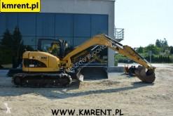 Caterpillar 308 307 JCB 8080 8085 MECALAC 8 MCR VOLVO ECR 88 KOMATSU PC 88 mini-lopata použitý