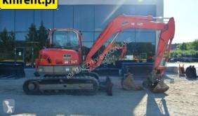 Excavadora Volvo ECR 88 JCB 8080 8085 CAT 308 KOMATSU PC 88 MECALAC 8 MCR miniexcavadora usada