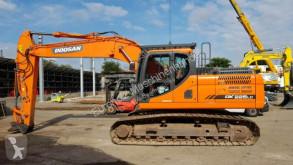 Doosan DX 225 mit CW 30 40 Hydr 5902 Bh Klima Kamera used track excavator