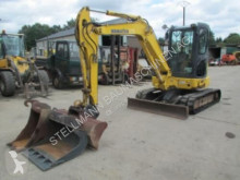 Komatsu PC 50 MR-2 tweedehands mini-graafmachine