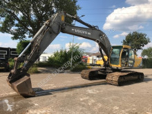 Volvo EC240 LC used wheel excavator