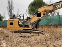 Used track excavator Caterpillar 324E