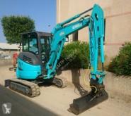 Excavadora Kobelco SK 35 SR-6 miniexcavadora usada