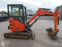 Hitachi ZX26U-5A CR mini-excavator second-hand
