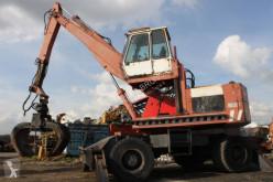 Excavadora Solmec 150 excavadora de manutención usada