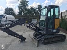 Volvo mini excavator ECR25D BINNENDRAAIER - *2100 hours* 2.5T - HYDR SCHNELLWECHSEL - HAMMER UND SCHÄRHYDRAULIK