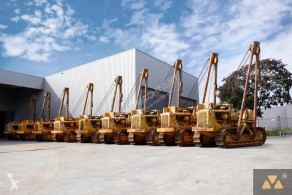 Material de obra Caterpillar 572G pipelayer usado