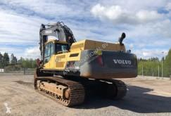 Excavadora Volvo EC480 DL excavadora de cadenas usada